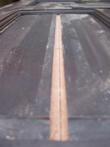 Repairing a split door panel in southampton 4